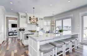 what paint color goes best with gray kitchen cabinets best kitchen paint colors ultimate design guide
