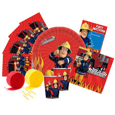 fireman sam party pack this party started