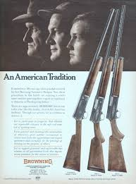 traditions of thanksgiving in america browning arms company advertisement gallery