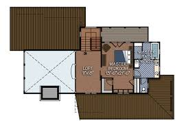 Timber Floor Plan by Crested Butte Floor Plan By Canadian Timber Frames Ltd
