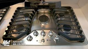 32 Inch Gas Cooktop Ge Profile 30 Stainless Steel Gas Cooktop Pgp953setss Features