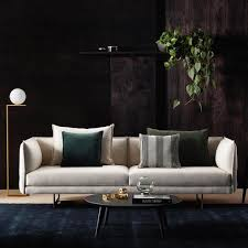 more from denfair 2017 the elegant new u0027zaza u0027 sofa from king