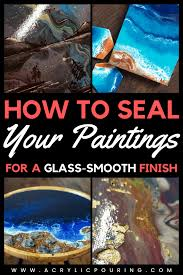 how to get a smooth finish when painting kitchen cabinets how to seal your paintings for a glass smooth finish
