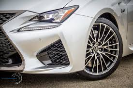 lexus rcf white interior 2015 lexus rc f u2014 the chavez report