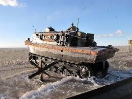 amphibious truck amphibious trucks or apc u0027s the dukw and landwasserschlepper