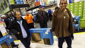 black friday flat screen tv deals why black friday shoppers endure the crush cnn