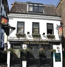 mayflower in london british heritage travel