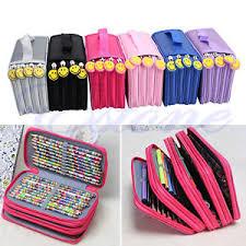portable drawing sketching pencils pen case holder bag for 52