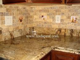 kitchens with tile backsplashes tile and backsplash ideas travertine tile backsplash ideas 50