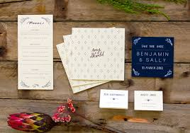 wedding invitations south africa sally ben s sweet and simple illustrated wedding invitations