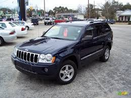 light blue jeep grand cherokee 2005 midnight blue pearl jeep grand cherokee limited 44805626