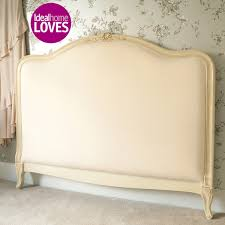 Cushioned Headboards For Beds by Parisian Upholstered Headboard Headboards Beds U0026 Mattresses