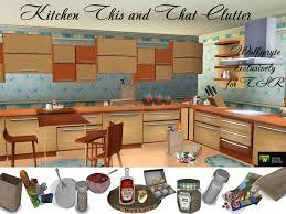 The Sims 2 Kitchen And Bath Interior Design The Sims 2 Interior Design Kitchen Minecraft Interior Design