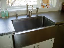 Farmhouse Sink For Sale Used by Stainless Steel Countertop Brooks Custom