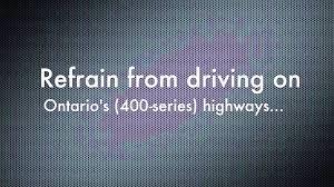 driver u0027s handbook part 1 youtube