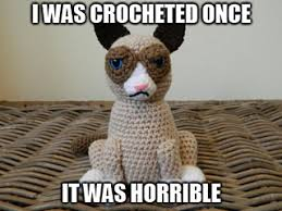 Tardar Sauce Meme - ravelry grumpy cat tardar sauce meme amigurumi plush pattern by
