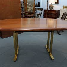 vintage dining table mid century modern sutter antiques