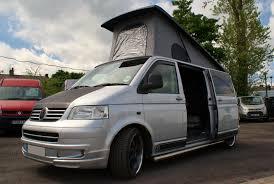 vw camper van for sale used volkswagen transporter t5 2 5tdi pd130 camper van for sale in