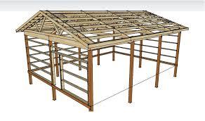 plans for building a barn pole barn digital downloads redneck diy