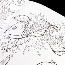 japanese dragon tattoo design pattern tattoo book sketshes tb2203