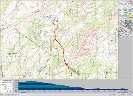 Desolation Wilderness Map Ansel Adams Wilderness Carson Iceberg Wilderness Desolation