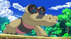 respect krookodile pokemon anime respectthreads