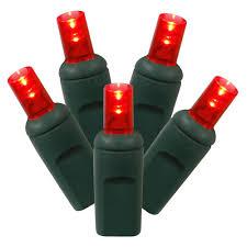 Commercial Grade String Lights by Led Christmas Lights 5mm Polka Dot Lights Christmastopia Com