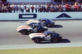 daytona corvette the 1968 sunray dx corvette race team at the 1968 daytona