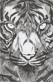 eugene delacroix tiger drinking 1835 wild cats in art
