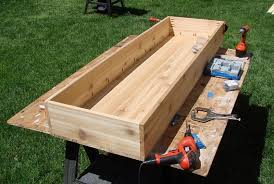 diy waist high planter box your projects obn