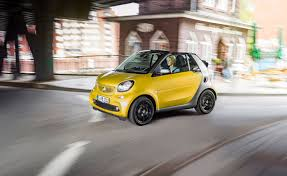 it u0027s the new 2016 smart fortwo cabriolet the smallest soft top