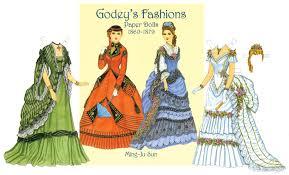 godey s fashions godey s fashions paper doll pretty fashions paper