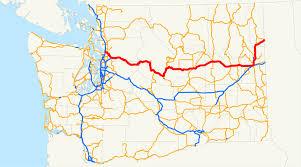 Walking Map Of Washington Dc by U S Route 2 In Washington Wikipedia