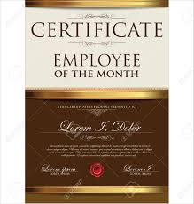 microsoft office certificate templates free free employee of the month certificate template gift card certificate template employee of the month royalty free cliparts 26010059 certificate template employee of the month