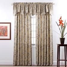 Window Treatmetns Celine Jacobean Floral Window Treatment