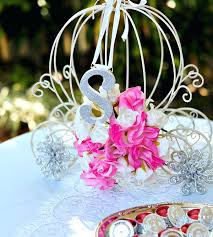 cinderella wedding ideas decorations inspired royal birthday