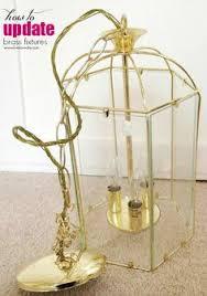 Spray Painting Brass Light Fixtures Home Improvement Painting Chandeliers And Light Fixtures