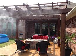 Misters For Patio by 1500psi Stainless Steel Mist Kit High Pressure Misting System