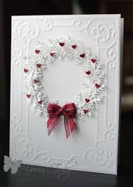 Decoration Of Christmas Cards by The 25 Best Handmade Christmas Cards Ideas On Pinterest