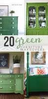 Favorite Green Paint Colors Green Painted Furniture Makeovers U2013 Craftivity Designs