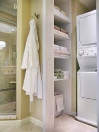 bathroom with laundry room ideas laundry room powder room creative way to hide a washer and