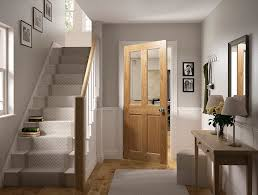 Interior Doors Uk Inspiration Oak Walnut Interior Doors Deanta Doors Uk