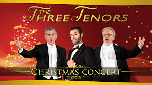 the three tenors in concert in rome