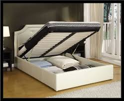 bed frames king size storage bed plans diy king size bed frame