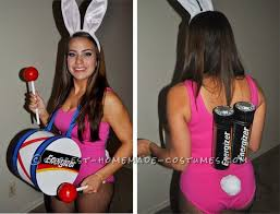 Best Woman Halloween Costume Ideas Best 20 Energizer Bunny Costumes Ideas On Pinterest U2014no Signup