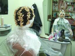 sissy boys hair dryers sissy salon getting a curly perm yahoo image search results