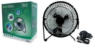 Small Metal Desk Fan 8 U0027 U0027 Mini Metal Desk Fan Vz Uf2204 End 4 6 2020 1 51 Am