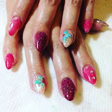 mood changing acrylic nail design youtube