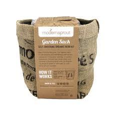 garden sack parsely cilantro thai basil u2013 modernsprout
