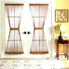 Side Panel Curtains Door Sheer Curtains Curtains For Door Glamorous Front Door Side